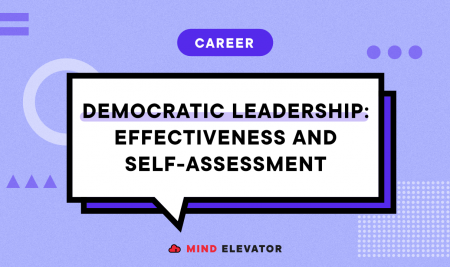 Democratic Leadership: Effectiveness and Self-assessment